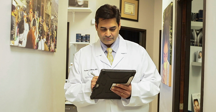 , Dr. Pradeep Mohan of Veda Medical Discusses Patient Care and His New Practice